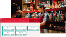 Small Business POS System for Restaurants, Bars, Cafes & Food Trucks