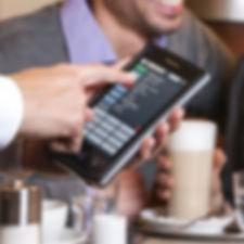 Restaurant Handheld POS NCR Orderman