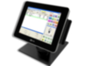 counterpoint touch-screen pos system