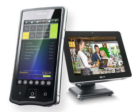 hand held pos, mobile pos, restaurant point of sale system, ipad pos