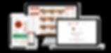 Pizza online-ondering-restaurant-cloud-p