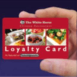 Restaurant Loyalty Cards,Aloha POS Hawaii