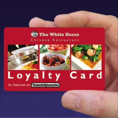 Restaurant Loyalty Cards,Aloha POS Hawaii