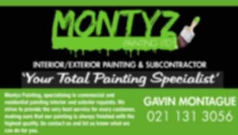 Montyz Painting Ltd