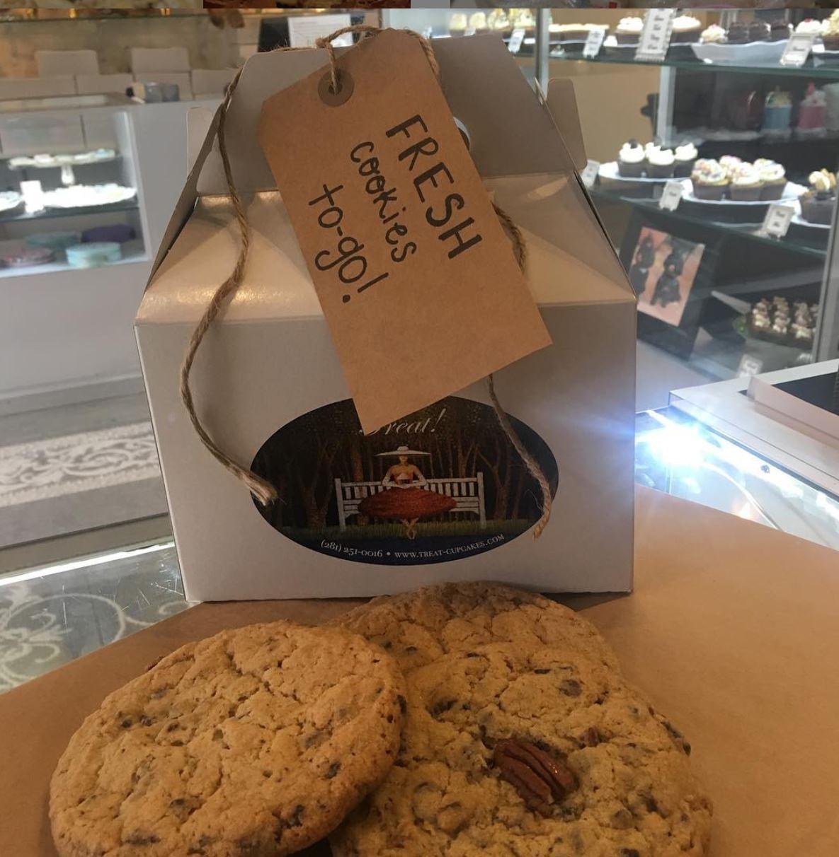 Fresh Cookies to Go