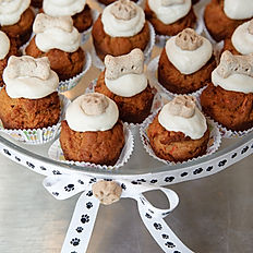 Small Pupcakes