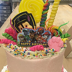 """6"""" Party Cake"""