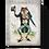 Thumbnail: Sir Frog Sid Dickens Memory Tile