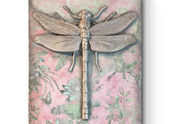 Dragonfly Sid Dickens Memory Tile