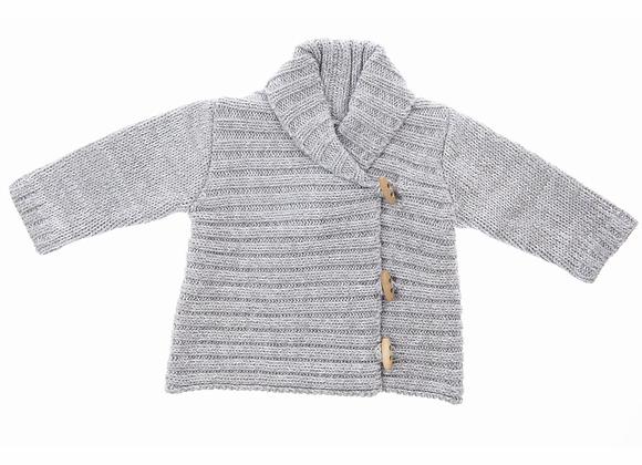 Whistler Sweater in Grey Beba Bean