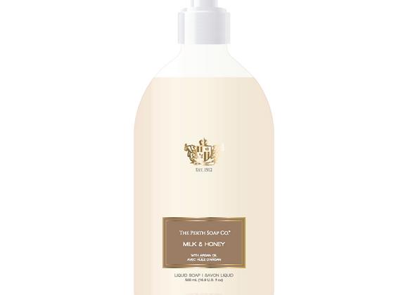 Milk & Honey Liquid Soap