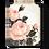 Thumbnail: Gentle Rose Sid Dickens Memory Tile