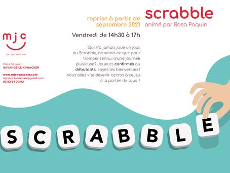 Activité Scrabble