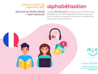 Activité Alphabétisation