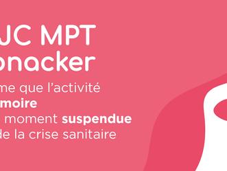 Activité Atelier Mémoire suspendue