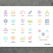 Nubix Icons
