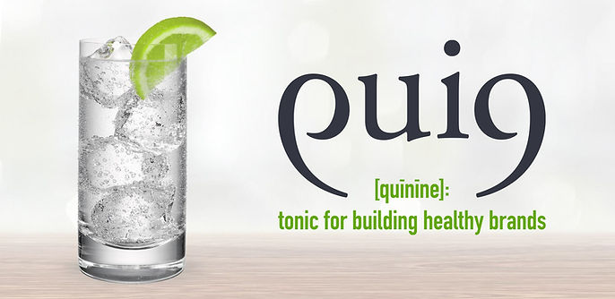 Qui9 Design: Tonic for building healthy brands