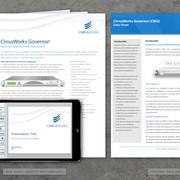 CirrusWorks Visual Identity