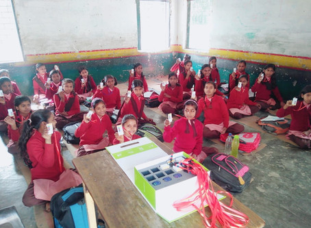 Engaging Students And Giving Them A Voice Through Class Saathi