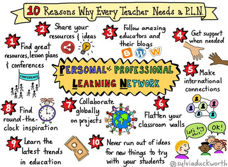 Creating A Professional Learning Network (PLN) Through Class Saathi