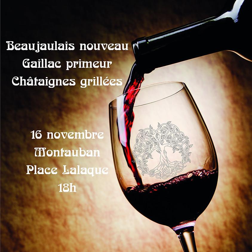 Beaujolais nouveau, Gaillac primeur