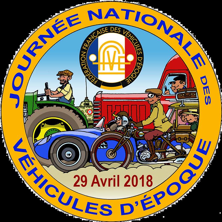 Journée Nationale des Véhicule d'Époque