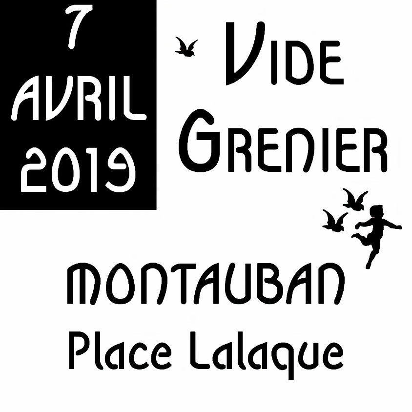 Vide Grenier de Printemps 7 avril 2019
