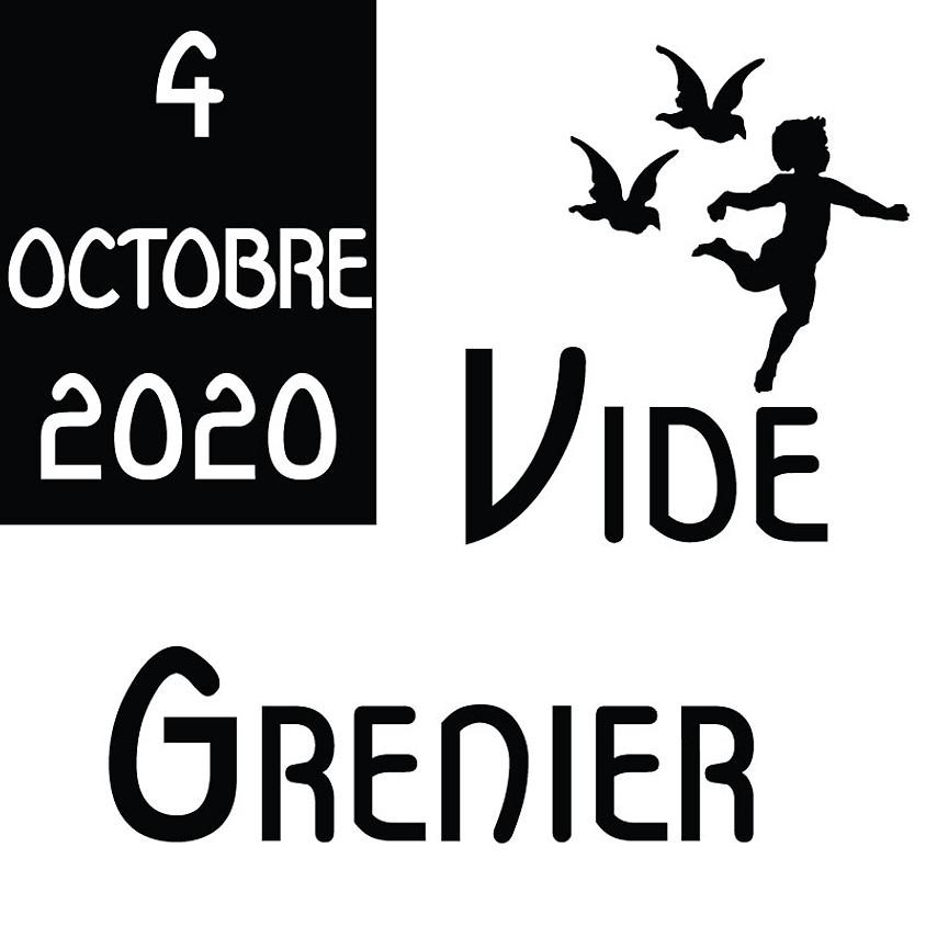 Vide Grenier d'Automne 4 octobre 2020