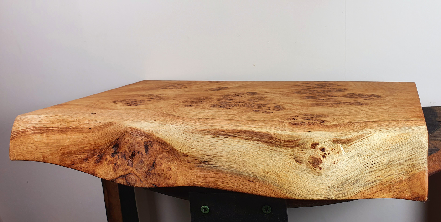 Oak Burr Chopping Board