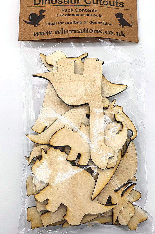 Children's craft cut outs