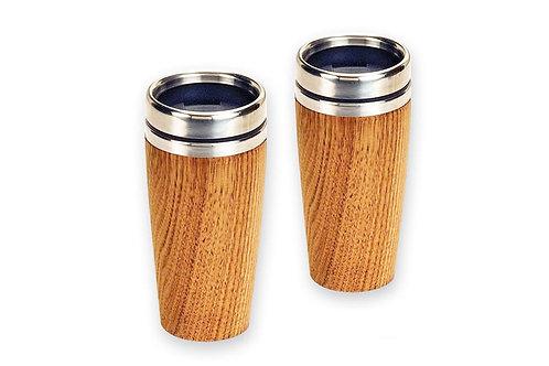 Stainless steel travel mug Kit