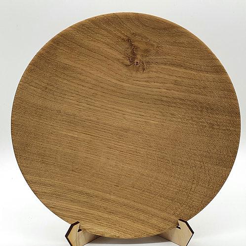 Oak Plate