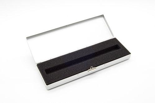 Aluminium pen box