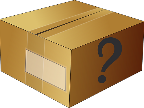 Mystery Box of 5 Pen Blanks
