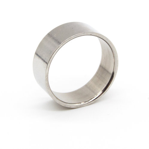 Stainless steel ring core (1pcs)