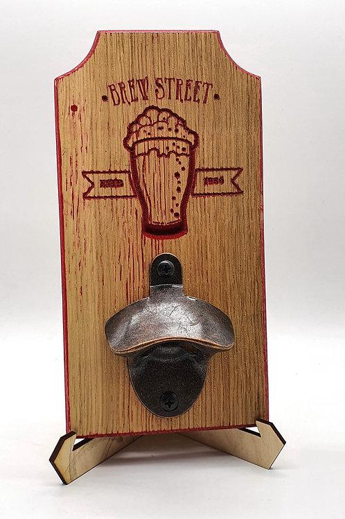 Brew Street Bottle Opener