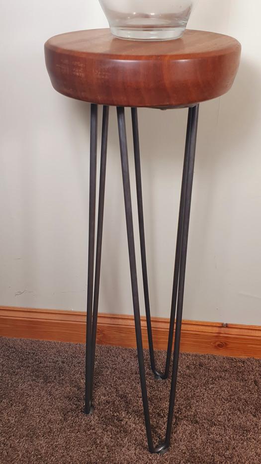 Sapele High Display Table