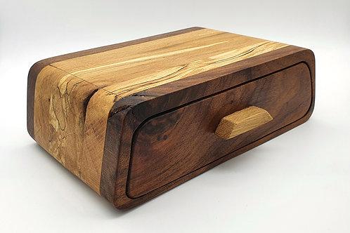 Trapezium Bandsaw Box
