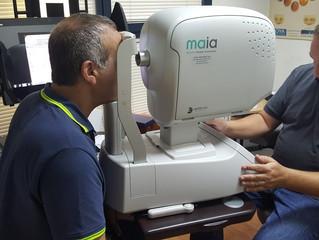 חדש !! תרגול PRL - תרגול ראייה חדשני המאפשר שיפור של עד 50% בחדות הראייה