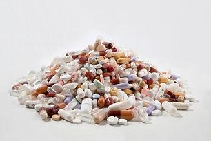 Mucchio delle pillole