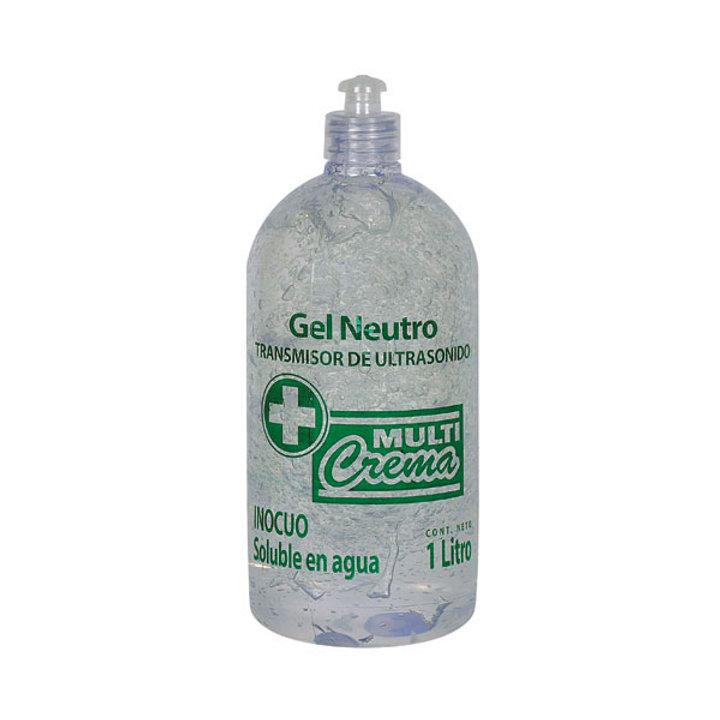 gel neutro para electrodos