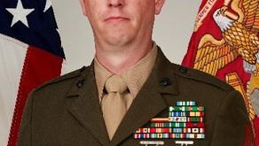 Young Marines Alumni Association Names David Auwen as 2nd Recipient of Beamon Public Service Award