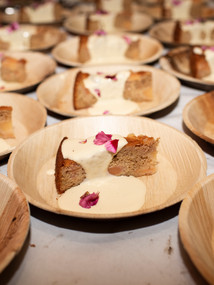 Spiced Quince cake