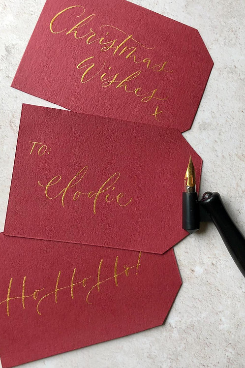 CALLIGRAPHY WORKSHOP | 12.12 | 10am-1pm | SOLD OUT