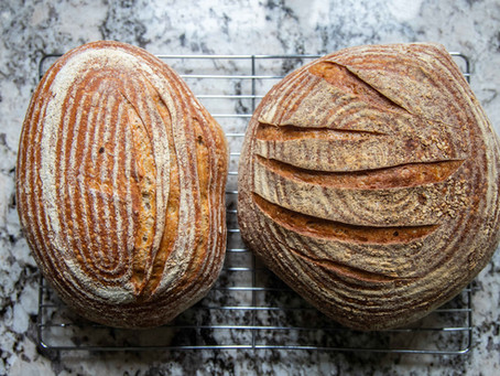 Sourdough September: Flour, Fermentation and Fun