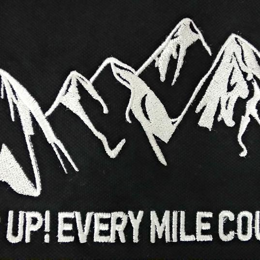 Big Logo Embroidery