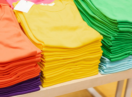 Choosing The Right T-shirt and Printing For Your Bulk Order.