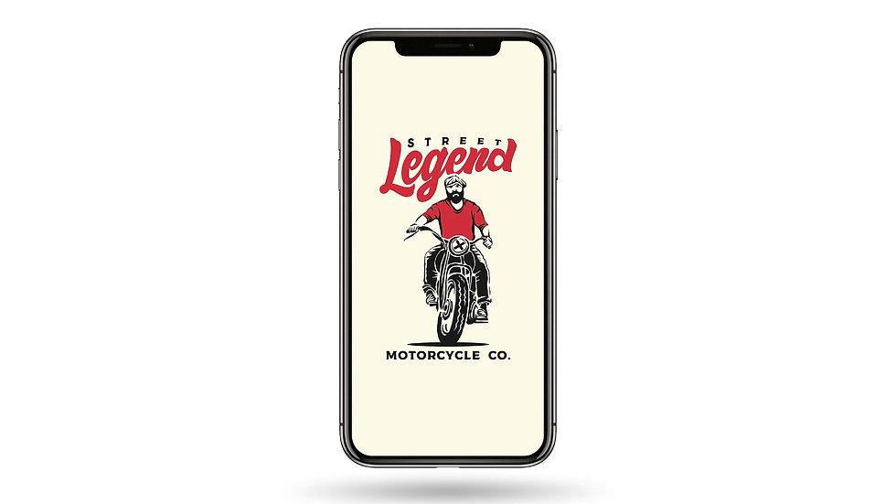 Street Legend High Resolution Smartphone Wallpaper