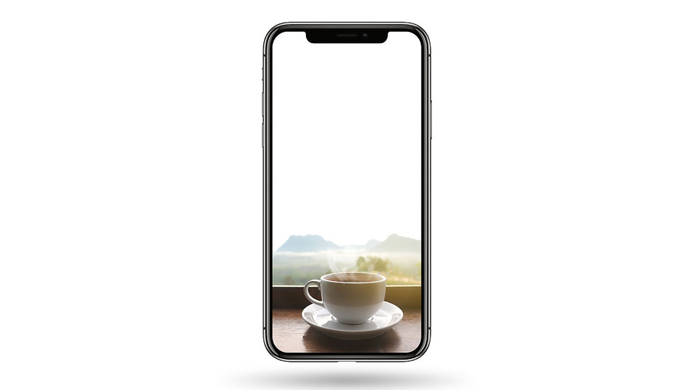 Morning Coffee High Resolution Smartphone Wallpaper