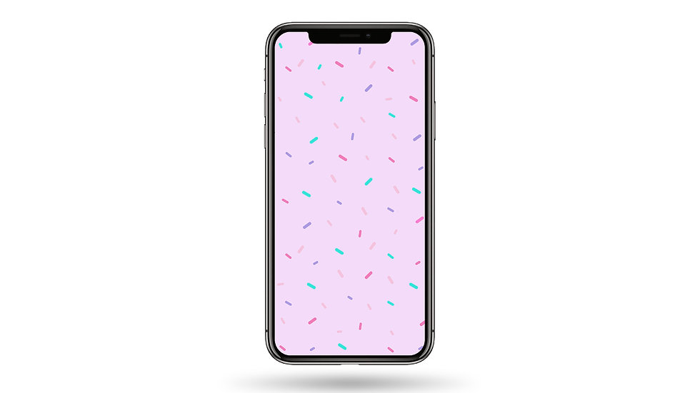 Pastel Colour Pattern High Resolution Smartphone Wallpaper